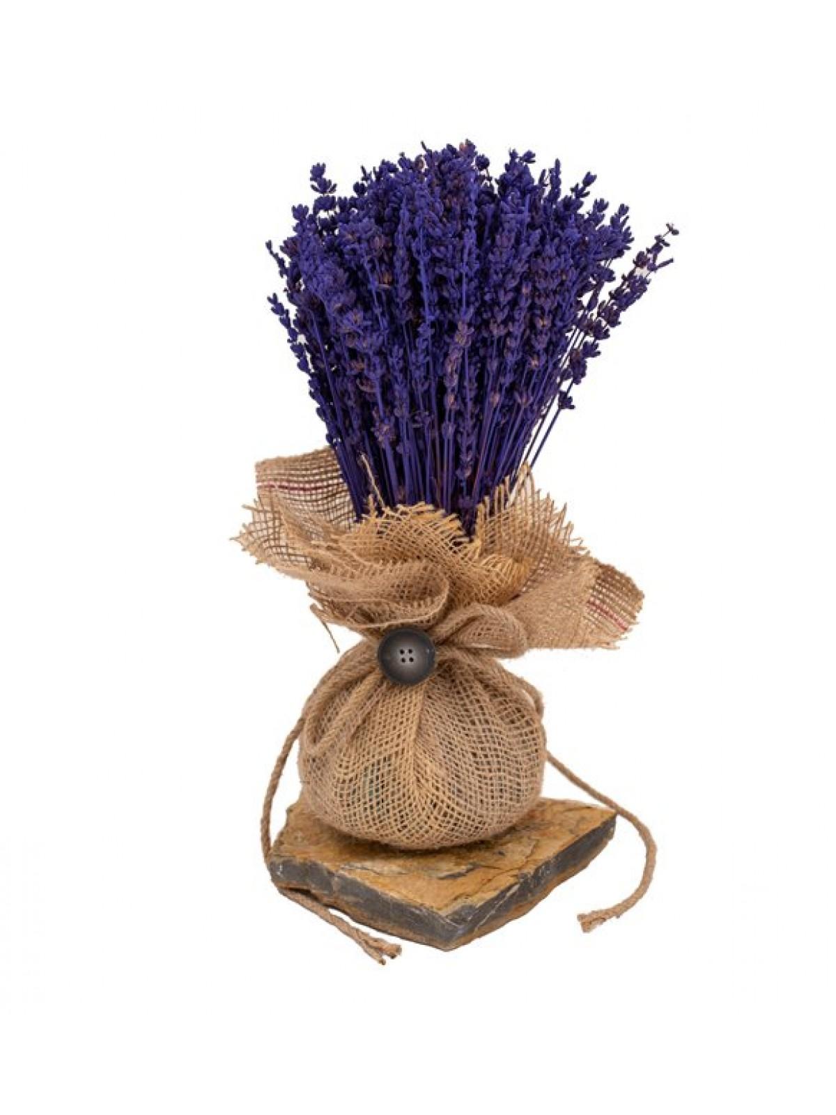 Lavanta Kokedama Purple 1